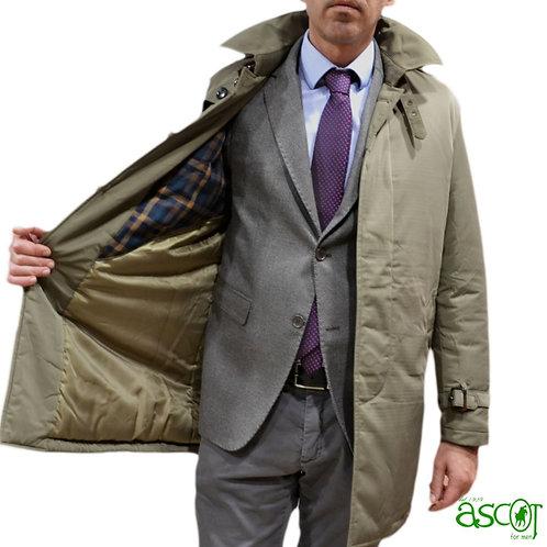 Cappotto uomo di poliestere