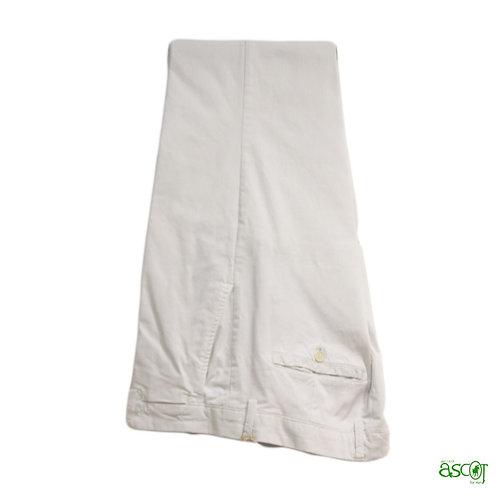 Pantaloni di cotone con tasca america