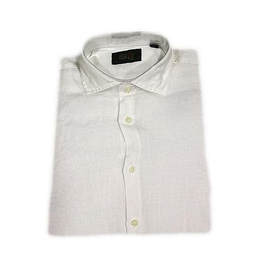 Camicia di  lino bianca