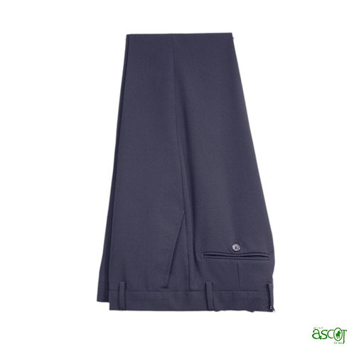 Pants blue of the wool