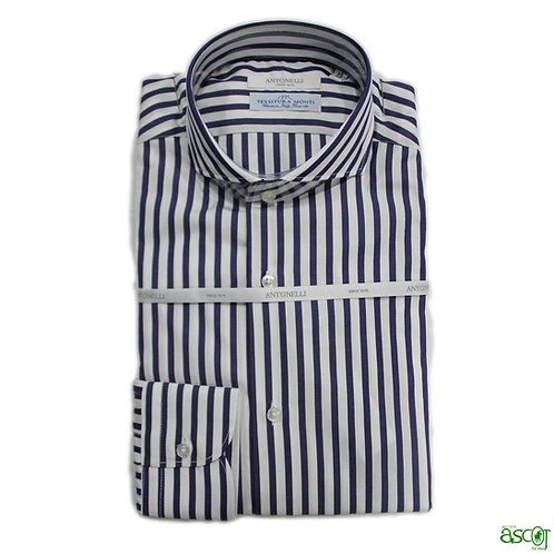 Camicia di cotone Antonelli - Tessitura Monti