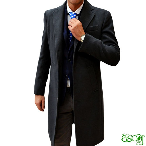 Classic men's coat
