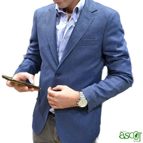 Giacca in lana Nido D`ape -  linea sartoriale.  Colori:  blu  e moro