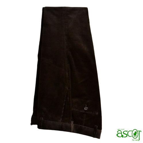 Velvet trousers - Vespucci brown
