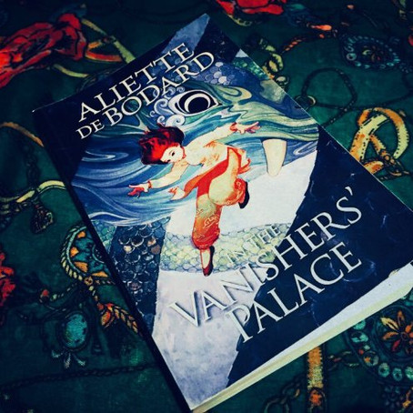 Book Love: In the Vanishers' Palace