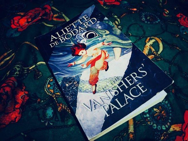 IN THE VANISHERS' PALACE by Aliette de Bodard