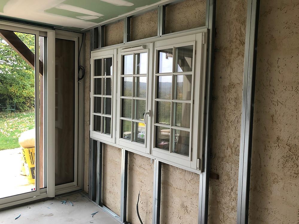 Odile Fiore Peinture Décoration, Pose de fenêtres PVC