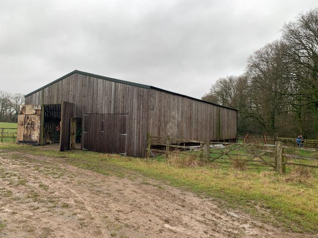 Q Class Barn