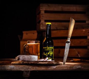 Photo studio Boss Beer