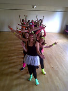 Hen Party Dance Classes