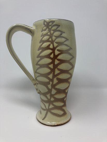 Yellow Leaf Mug1