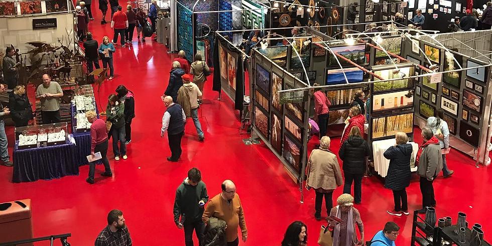 Winter Art Fair Off the Square 2021