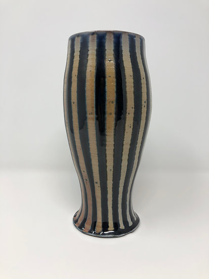 Dark Blue Stripe Tumbler2