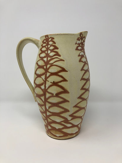Yellow Leaf Pitcher 1 - small