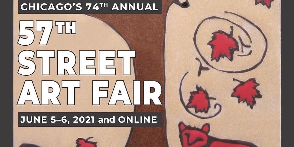 2021 57th Street Art Fair Virtual Event