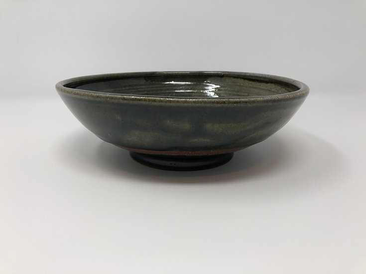 Spiral pasta bowl