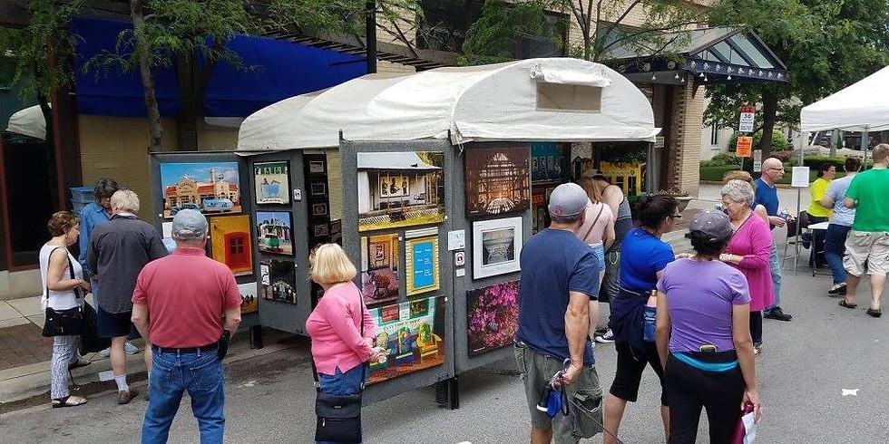 Round the Fountain Art Fair
