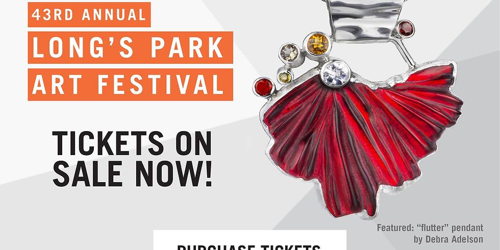 43rd Annual Long's Park Art Festival