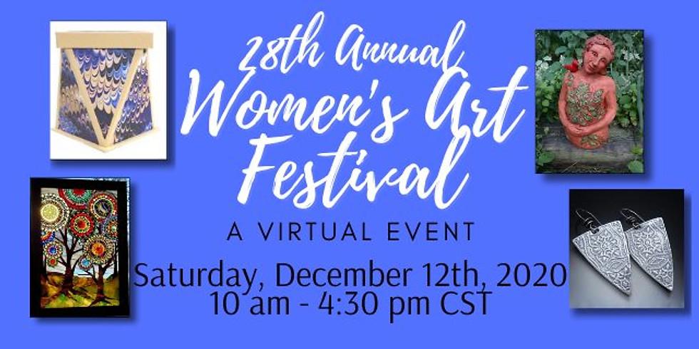 2020 Women's Art Festival goes Virtual!