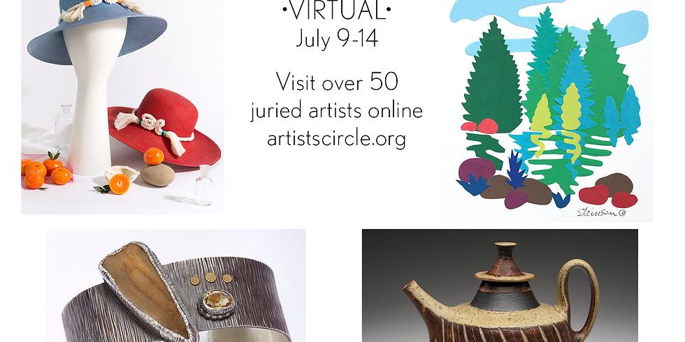 Art at St. Kate's VIRTUAL Art Fair 2021
