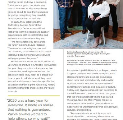 Cultivating Success Fund Featured