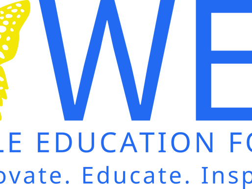 Westerville Education Foundation launches new logo and website design in 2020