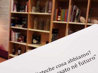 Biblioteca del Vino - novità a Rauscedo