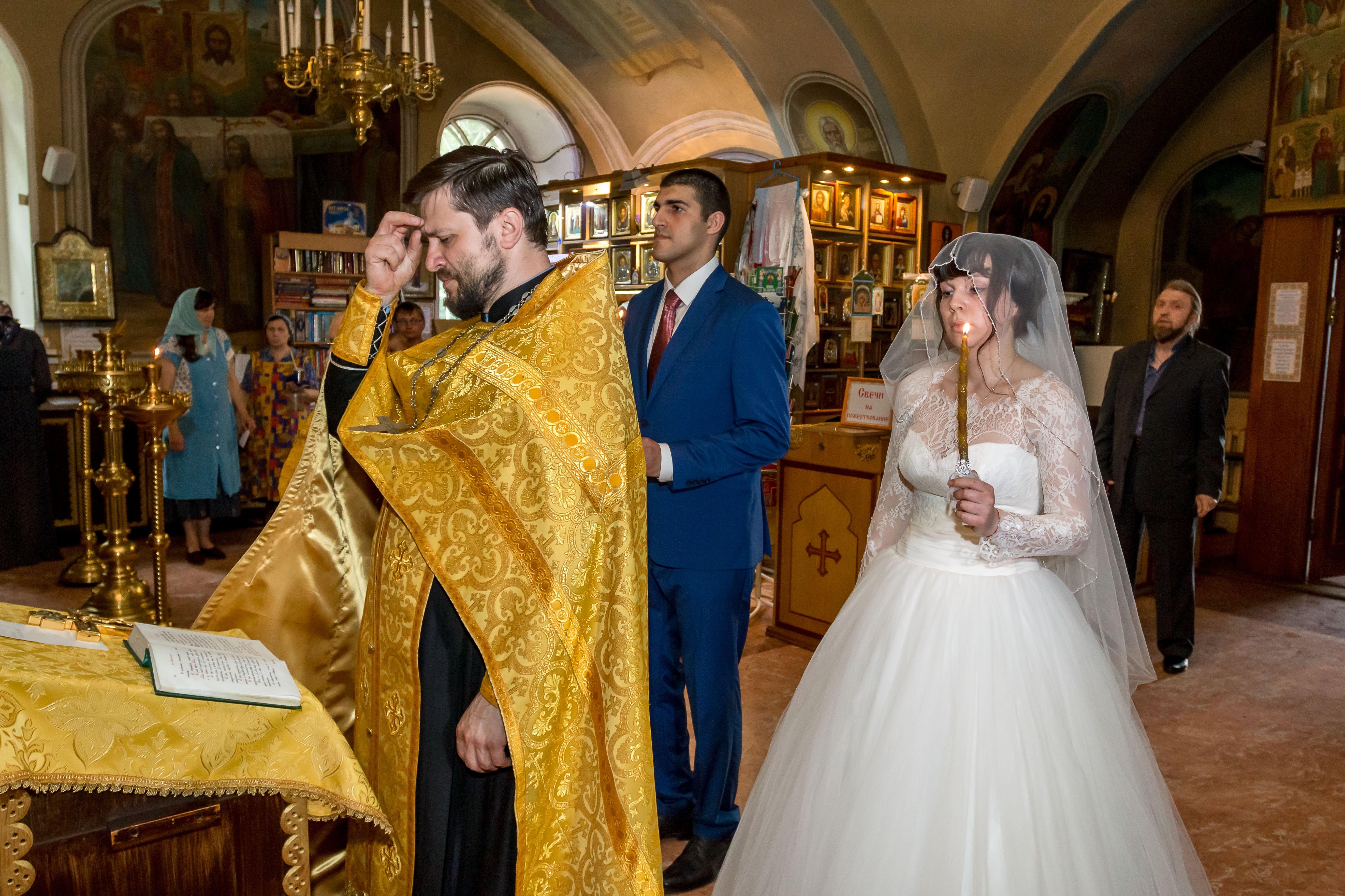 Венчание | DeFILM.ru