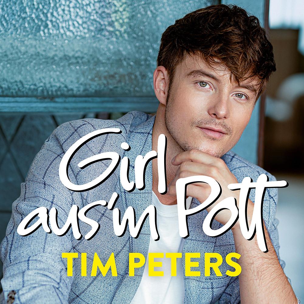 Tim Peters Girl ausm Pott Cover Artwork