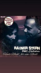 Rainer stern heute nacht für eine nacht human mix