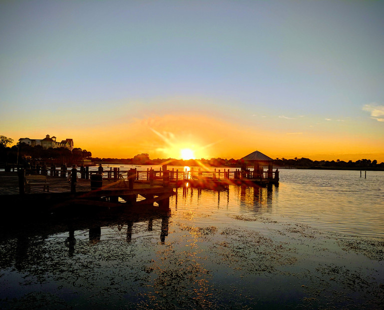 Sunset Gazebo