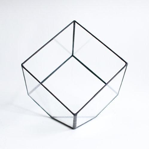 """Форма из стекла """"Куб"""""""
