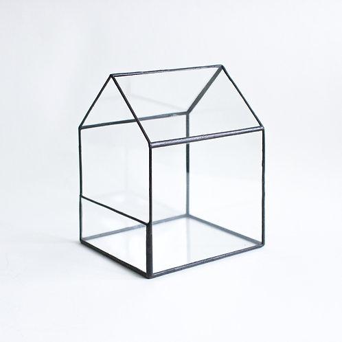 """Форма из стекла """"Дом"""""""
