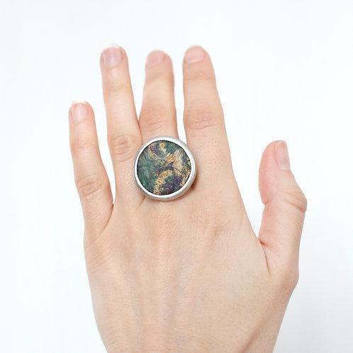 Кольцо круглой формы
