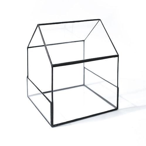 """Форма из стекла """"Дом с двумя входами"""""""