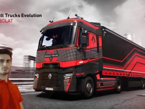 Renault Trucks'in Ets 2 Oyunundaki Uluslararası Tasarım Yarışmasını Bir Türk Genci Kazandı