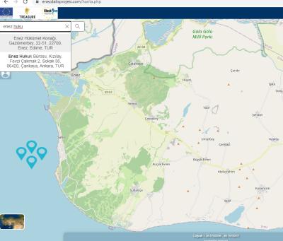 Su Altı Dalış Projesi Haritası Yayında!