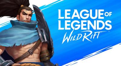 League of Legends: Wild Rift ile Nimo TV'de efsane ol!