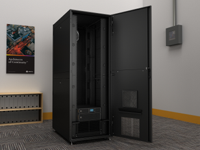 Vertiv Yeni Tak ve Çalıştır Mikro Veri Merkezi Sistemini Tanıttı