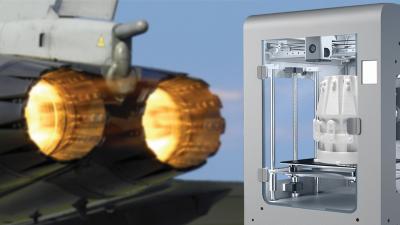 Üretim Sanayinin Yedek Parça Sorununa Çözüm Zaxe 3D Yazıcıdan Çıkıyor