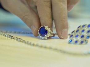 1,1 Milyar Dolarla En Çok Mücevheri BAE'ne Sattık