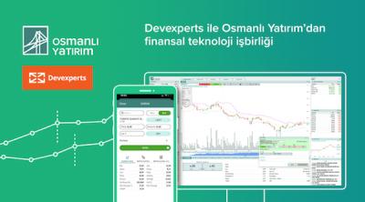 Devexperts İle Osmanlı Yatırım Arasında Finansal Teknoloji Alanında İşbirliği
