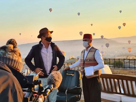 Dünyanın Gözü Kapadokya'da