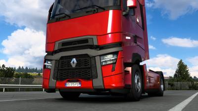 Renault Trucks'ın Yeni T Ve T High Modelleri, Ets 2 ile Karşınızda