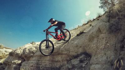 Downhill Sporcusu Anadolu' yu Dünyaya Tanıtacak