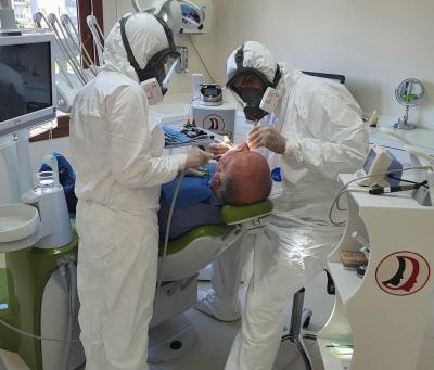 Ağız Sağlığı Sorunu Yaşayan Her 4 Kişiden 3'ü Diş Hekimine Gitmedi