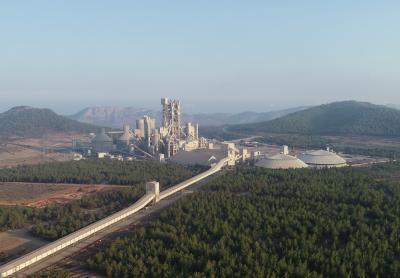 Çimento Sektöründe 210 Milyon Dolarlık Dev Yatırım