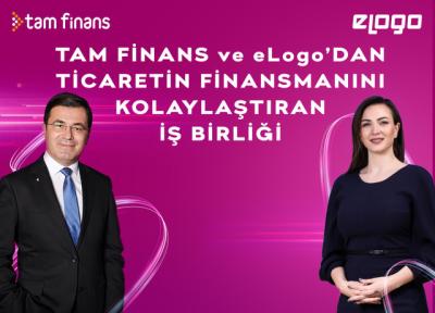 Tam Finans ve eLogo' dan İş Birliği