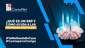 ¿Qué es un ERP y cómo ayudar en la transformación digital de las empresas?