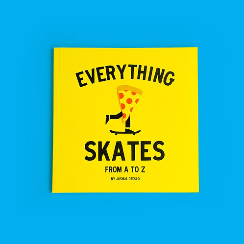 Everything Skates ABC Book
